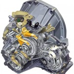 PK4 gearbox