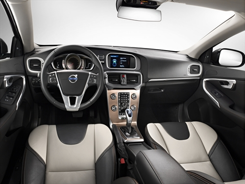 Volvo interior telematics