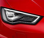 Audi LED lighting technology