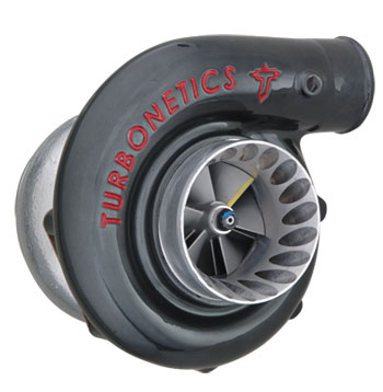 Turbonetics turbocharger