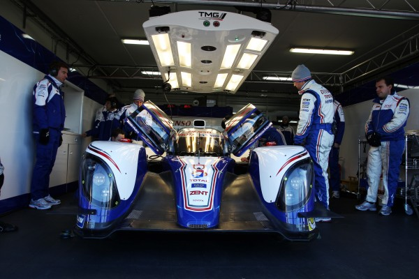 TS030 Hybrid Roll Out Test
