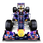 Red Bull RB9 Formula one Vettel