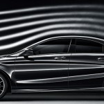 Mercedes CLA aerodynamic
