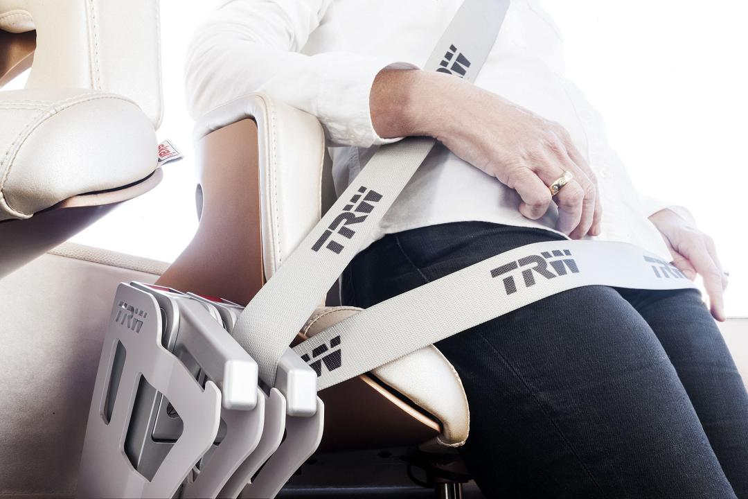 TRW AUTOMOTIVE SEAT BELT CONCEPT
