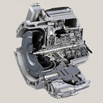 ZF 9-speed automatic transmission