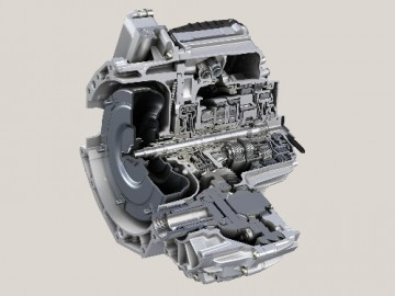 ZF 9-speed transmission