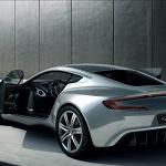 Zircotec coatings on Aston Martin One-77