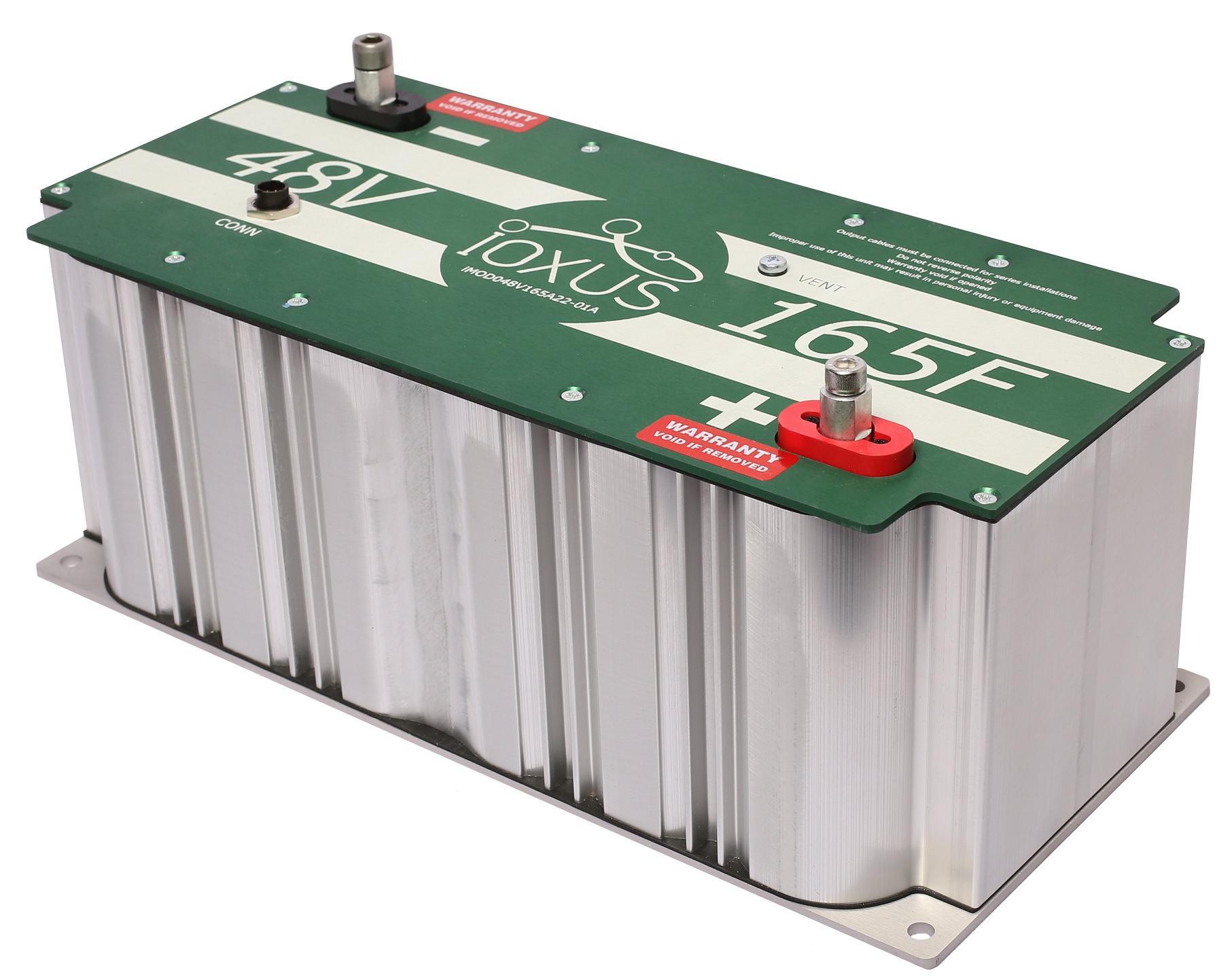 iMOD48V165 ultracapacitor