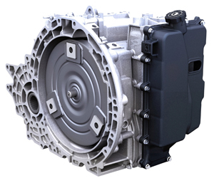 6 speed transmission developed by Ford and GM in 2007