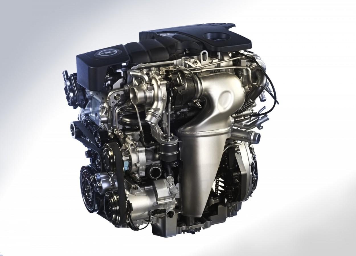 Opel 1.6l CDTI engine