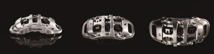 Brembo Extrema calipers