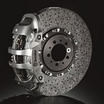 Brembo caliper and disc
