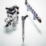Denso 2500 bar diesel common rail system