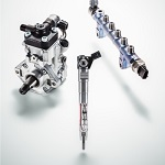 Denso new diesel common rail system