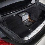 Mercedes-Benz S 500 PLUG-IN HYBRID battery