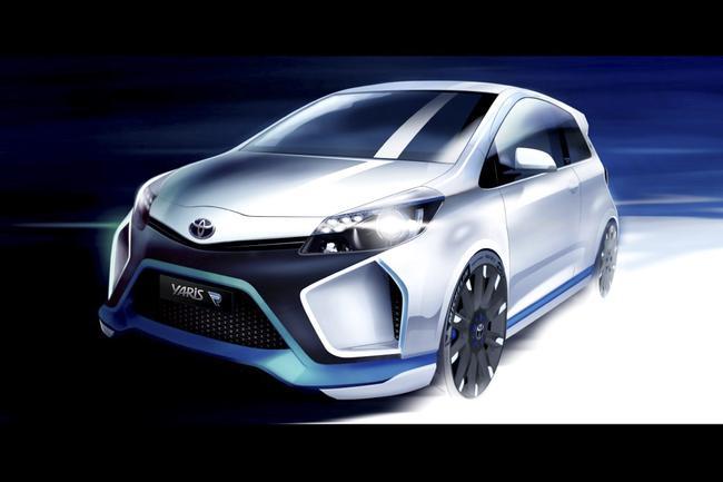 Yaris Hybrid-R