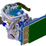 Hyboost engine