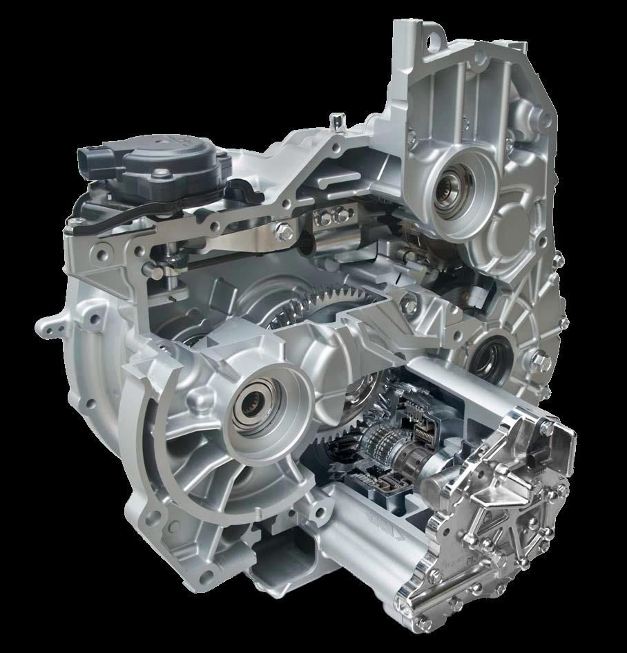 GKN Multi-Mode eTransmission
