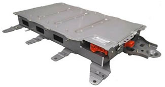 Lithium-ion battery pack for Nissan Pathfinder