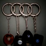 Audi 4 rings commercial