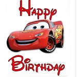 Cars Happy Birthday