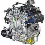 Ford EcoBoost 2.3 liter engine