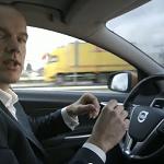 Volvo autonomous driving system
