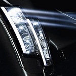 Audi R18 laser light and Matrix LED