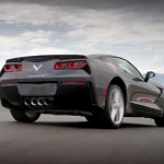 Corvette Stingray machine