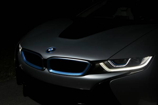 BMW i8, Laserlight