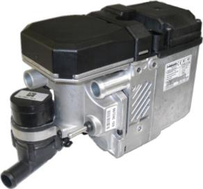 Coolant heater by Idle Free Systems