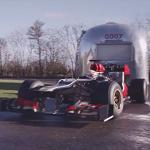 Lotus F1 teaser