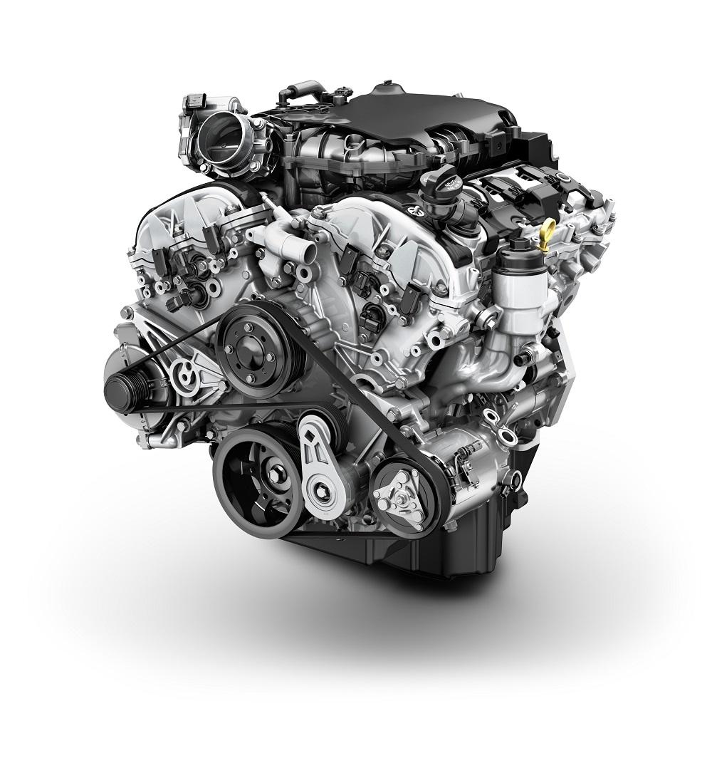 Chevrolet Colorado 3.6l V6 Engine