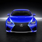 Lexus RC-F front high