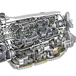 Mercedes-Benz automatic transmission 9G-TRONIC