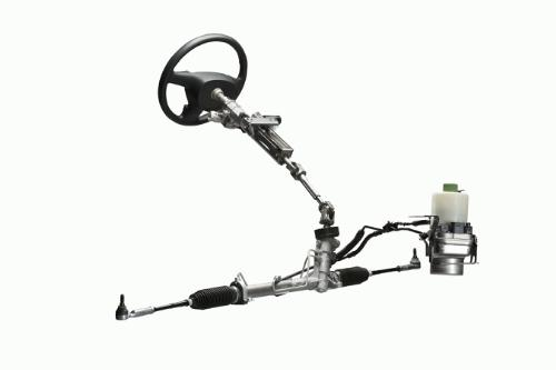 Belt Drive Electric Power Steering (EPS) system