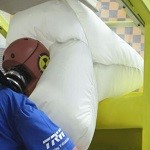 TRW Roof Airbag