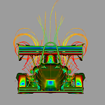 The EC-02 aerodynamics calculations for 2015 release