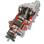 Magna International Inc ProActive Rear Drive Module