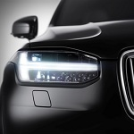 The all-new Volvo XC90 - Front