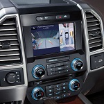 FORD F-150 360-DEGREE CAMERA VIEW