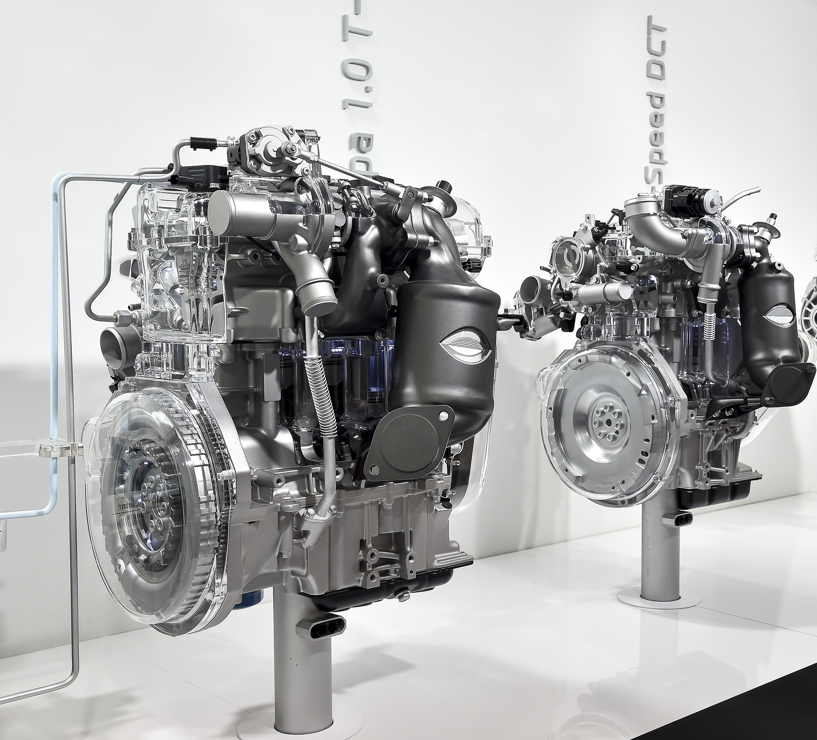 New Hyundai gasoline engine family