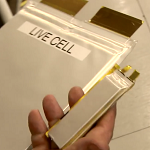 Formula E batteries
