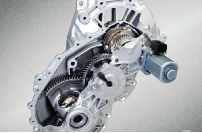 GKN's two-speed eAxle
