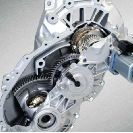 GKN two speeds eAxle