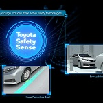 Toyota Next-generation Integrated Safety Technology