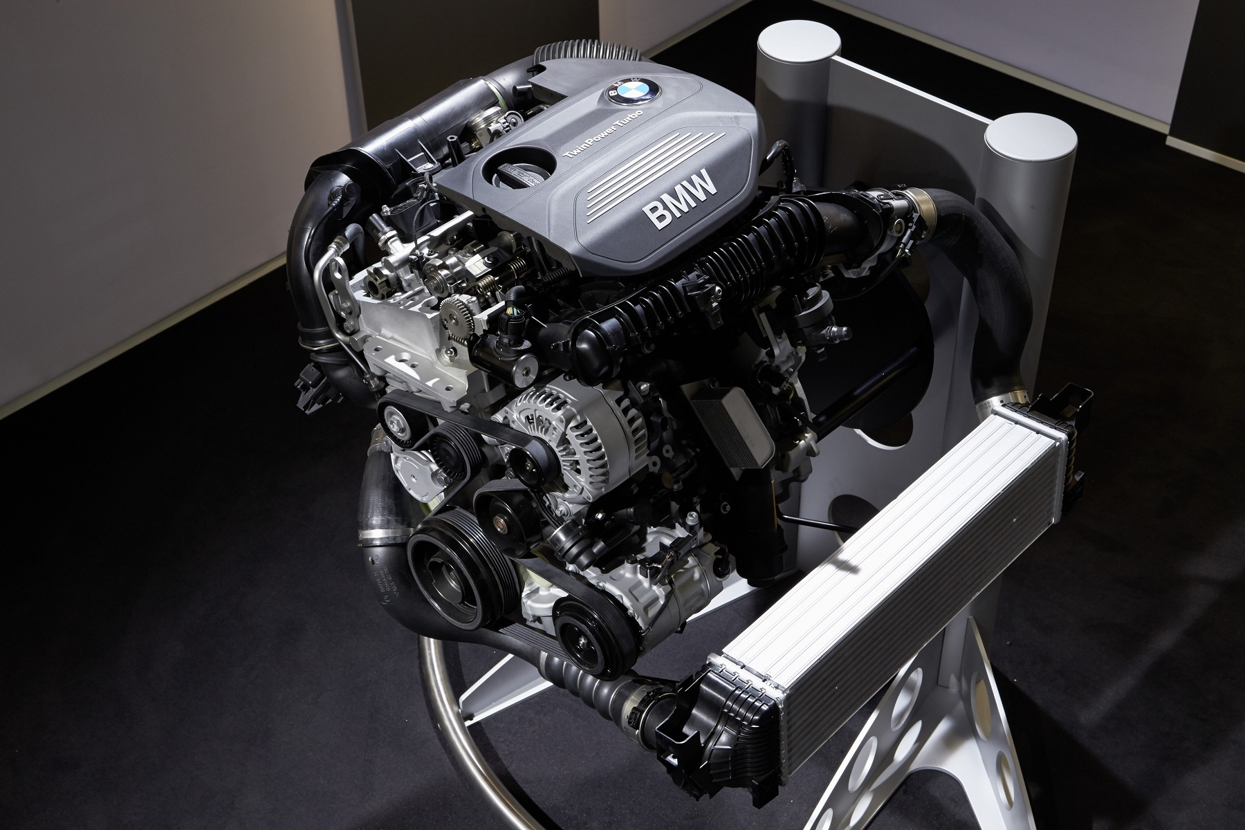 TwinPower Turbo 4-cylinder, gasoline engine
