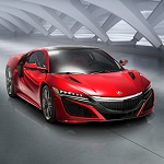 All-new Acura NSX 2015