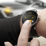 Continental's Wearable car key