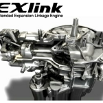 Honda EXlink engine